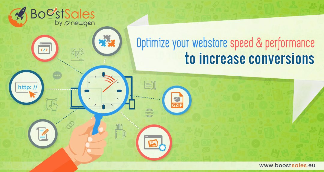 How To Optimize Your Webstore's Speed And Performance to Boost Conversions