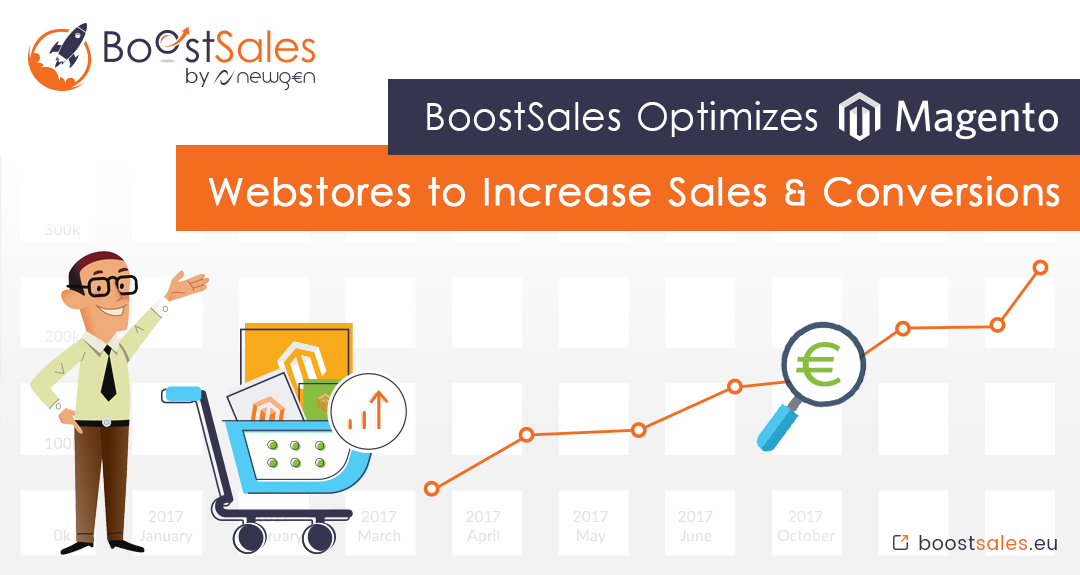 How BoostSales Can Help Optimize Magento Webstore to Increase Revenue?